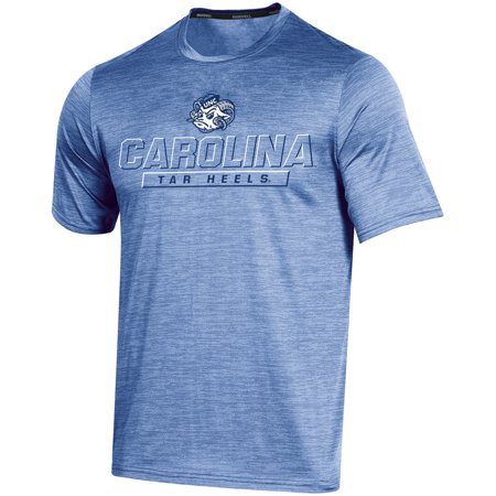Tar Heels Athletics - Men's Russell Carolina Blue North Carolina Tar Heels Synthetic Impact T-Shirt