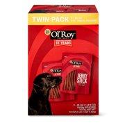 Ol' Roy Jerky Stick Dog Treats, 50 oz, 2 Count