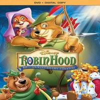 Robin Hood (40th Anniversary Edition) (DVD + Digital Copy)