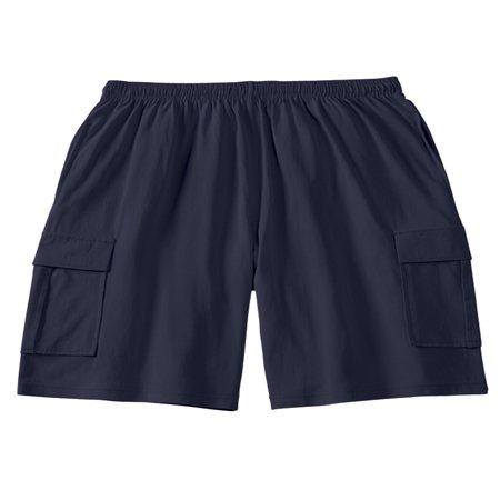 Kingsize Men's Big & Tall Lightweight Cargo Shorts](Big And Tall Man)
