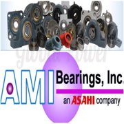 "AMI: UCFB201-8NPMZ20RF, 1/2"" KANIGEN SET SCREW RF NICKEL 3-BOLT FLANGE BRACKET"