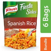 (6 Pack) Knorr Spanish Rice Fiesta Rice Side Dish, 5.6 oz