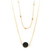 2c9040cbf917a Black Choker Necklaces