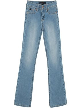 Girls' Bootcut Jeans, Regular