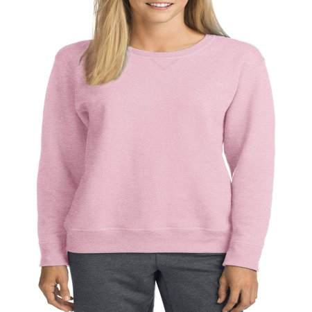 Womens Tech Fleece (Hanes Women's Fleece V-Notch Sweatshirt )
