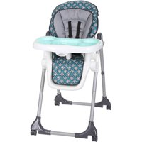 Baby Trend Deluxe 2-in-1 High Chair, Diamond Wave