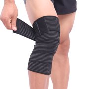 f85785b527 Outdoor Bandage Compression Strap Elastic Force Knee Elbow Wrist Ankle  Support Wrap Reduce Swelling