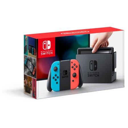 Nintendo Switch 6 Items Bundle Nintendo Switch 32gb Console Gray Joy