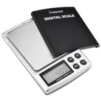 Insten Digital Scale 1000g by 0.1g High Precision Kitchen Cooking Food Scale (Pocket Size)(Stainless Steel Weighing Surface Pan)(Backlight Display)(Supports 6 weighing units: g / oz / ozt / dwt / ct)
