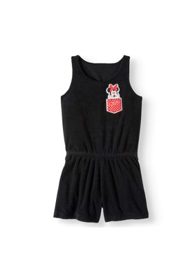 Minnie Mouse Girls' Swim Cover Up