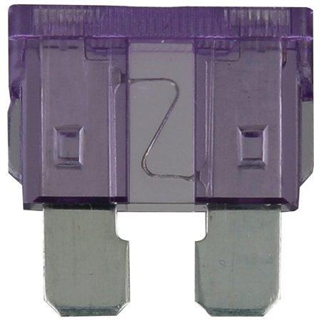 Install Bay ATC3-25 ATC Fuses, 25 Pk (3 Amps)