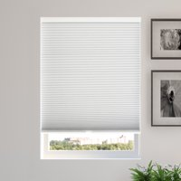 "Chicology Cordless Cellular Shades, Blackout Window Blind, Evening Mist (Blackout) - 24""W X 48""H"