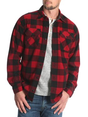 Men S Shirts Dress Shirts Casual Shirts Walmart Com Walmart Com
