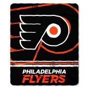 Philadelphia Flyers Fade Away Fleece Throw bf758b802