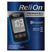 ReliOn Premier BLU Blood Glucose Monitoring System