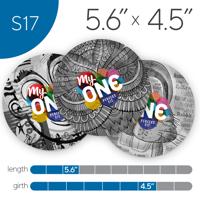 MyONE® Condoms Size S17, 6-Count