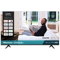 Deals on Hisense 58H6570G 58 Inch H65-Series 4K UHD Smart Android TV