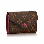 Louis Vuitton Monogram Canvas Victorine Wallet Article  M41938 4c3b4c3cdf3