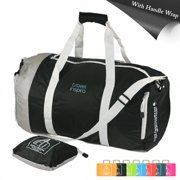 Foldable Waterproof Travel Luggage Duffle Bag Lightweight for Sports adaa2def9a716