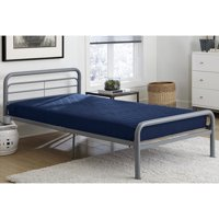 """Dorel Home 6"""" Quilted Twin Mattress, Multiple Colors"""