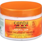 Cantu Shea Butter Deep Treatment Masque, 12 Oz