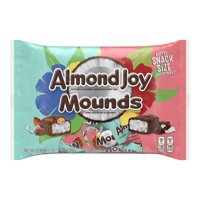 Almond Joy, Mounds, Coconut and Chocolate Snack Size Candy Assortment, 17.4 Oz