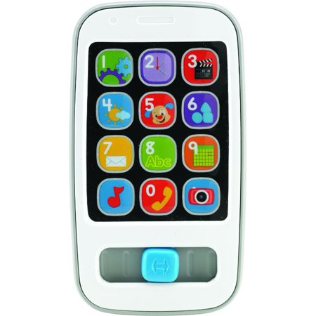 - Fisher-Price Laugh & Learn Smart Phone