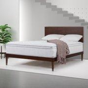 "Slumber 1 by Zinus 12"" Spring Support Mattress with Green Tea Foam Comfort Layer"