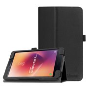 For Samsung Galaxy Tab A 8.0 2017 Case, Premium PU Leather Folio Stand Cover Auto