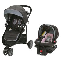 Graco Modes 3 Lite Click Connect Travel System, Addison