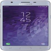 Cricket Wireless Samsung Galaxy SOL 3 16GB Prepaid Smartphone, Silver