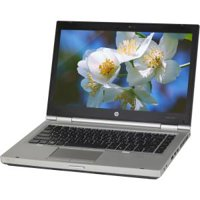 "Refurbished HP Silver 14"" EliteBook 8460P WA5-0937 Laptop PC with Intel Core i5-2520M Processor, 8GB Memory, 750GB Hard Drive and Windows 10 Home"