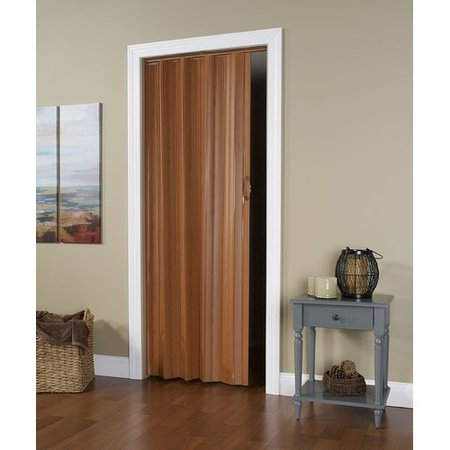 Log Cabin Door (HomeStyles Regent Vinyl Accordion Door, 36