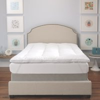 "BioPEDIC Memory Plus Deluxe 3"" Memory Foam and Fiber Twin Mattress Topper"