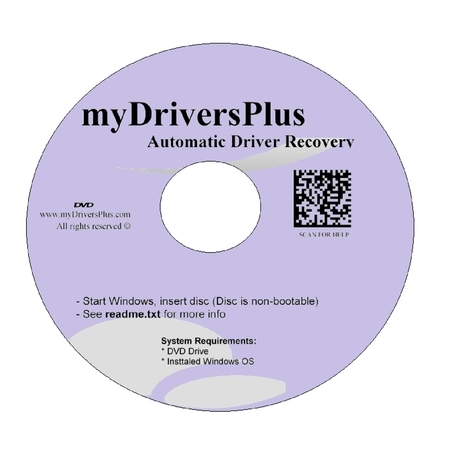 Power Recovery Pack (Dell Power 486D/50 Drivers Recovery Restore Resource Utilities Software with Automatic One-Click Installer Unattended for Internet, Wi-Fi, Ethernet, Video, Sound, Audio, USB, Devices, Chipset ...(DVD )