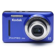 KODAK PIXPRO FZ53 Compact Digital Camera - 16MP 5X Optical Zoom HD 720p Video (Black)