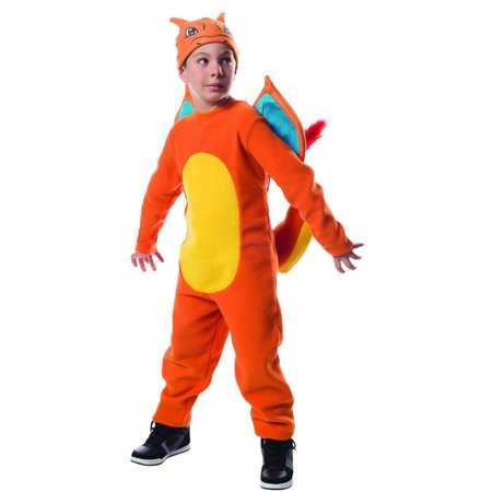 Pokemon Charizard Child Costume M