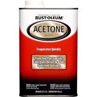 Rust-Oleum Auto Acetone, 1 Quart