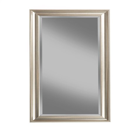 Full Length Leaner Mirror, Champagne Silver, 65