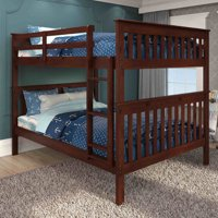 Harriet Bee Catharine Full over Full Bunk Bed
