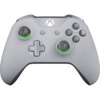 Microsoft Xbox One Wireless Controller (Gray/Green)