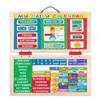 Melissa and Doug My Magnetic Daily Calendar