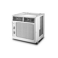 TCL 5,000 BTU Mechanical Window Air Conditioner; White