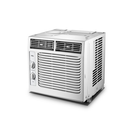 Long Air (TCL 5,000 BTU Mechanical Window Air Conditioner; White )