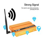 9d2a266ce2dd77 Cell Phone Signal Booster Mobile Phone Signal Amplifier AT980 GSM 2G  Repeater (NOT 3G 4G