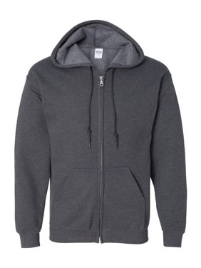 Gildan - Heavy Blend Full-Zip Hooded Sweatshirt - 18600