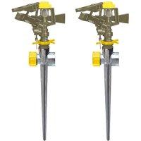 Nelson Sprinkler 852023-1001 Pulsating Sprinkler Combo Pack