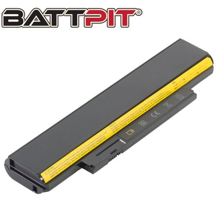 BattPit: Laptop Battery Replacement for Lenovo ThinkPad Edge E330 3354-CSG, 0A36290, 42T4943, 42T4949, ASM 42T4958, ASM 42T4962, FRU 42T4957, FRU 42T4961 (11.1V 4400mAh 49Wh)