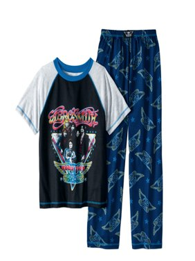 Boy's Aerosmith 2 Piece Pajama Sleep Set (Big Boys & Little Boys)