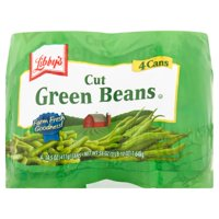 (8 Cans) Libby's Cut Green Beans, 14.5 Oz
